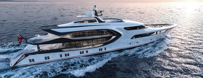 56m Hybrid Yacht Vripack Nobiskrug
