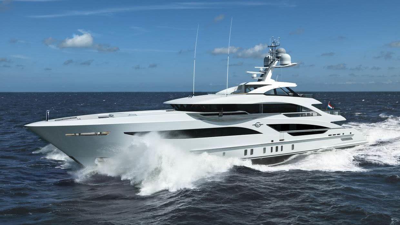 Galvas Yacht Heesen