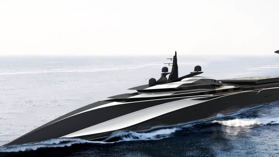 Ithaca Yacht Aristotelis Betsis