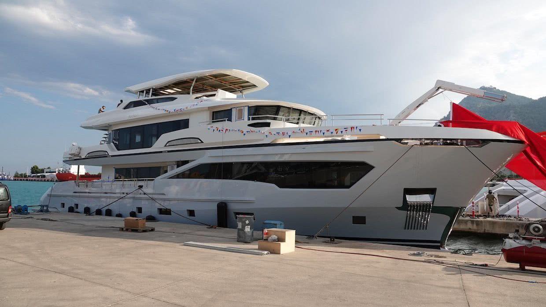 Kando 110 Motor Yacht