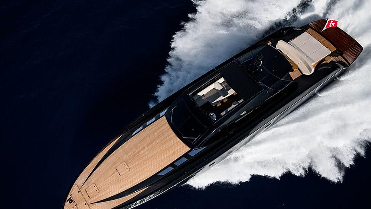 Otam 85 GTS Cara Montana Yacht