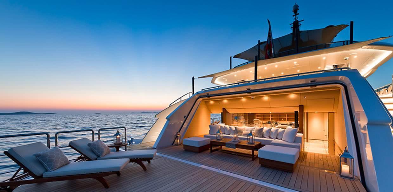 Samurai Yacht Alia Yachts