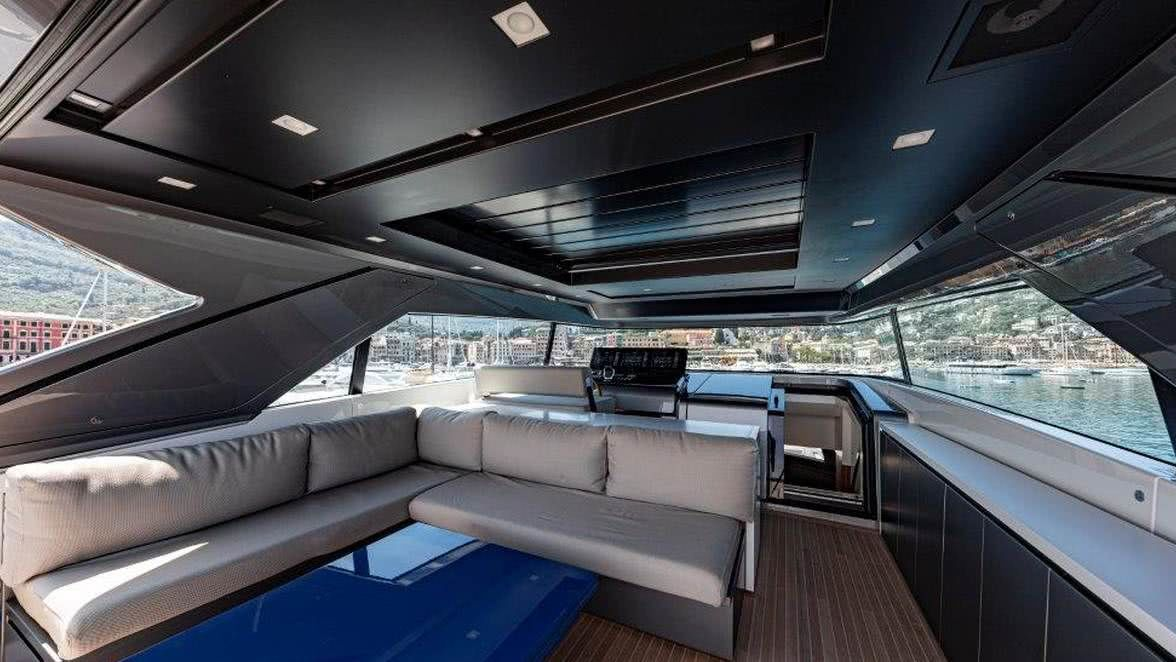 CentrostileDesign Interior Sanlorenzo SX76 Yacht