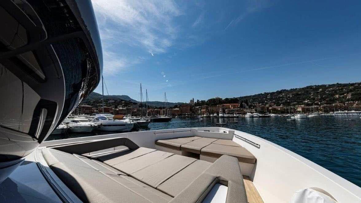 Sanlorenzo SX76 Yacht