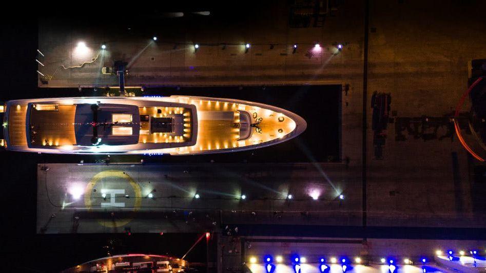 Yacht Severin S Baglietto