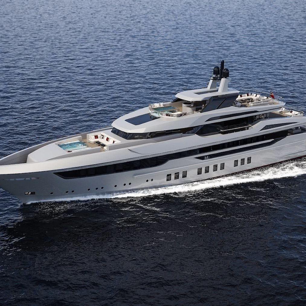 Nacre 62 Motor Yacht