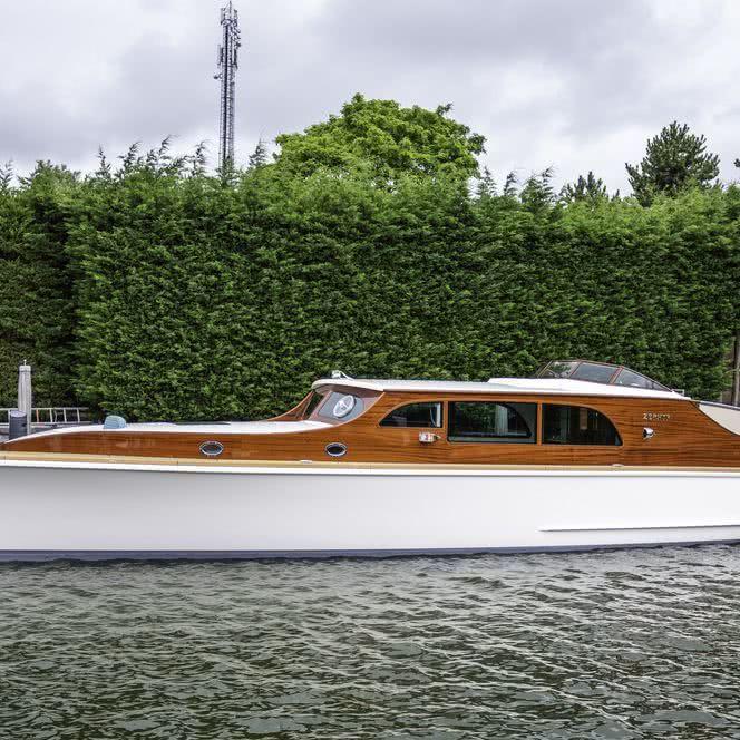 Zephyr Yacht Feadship