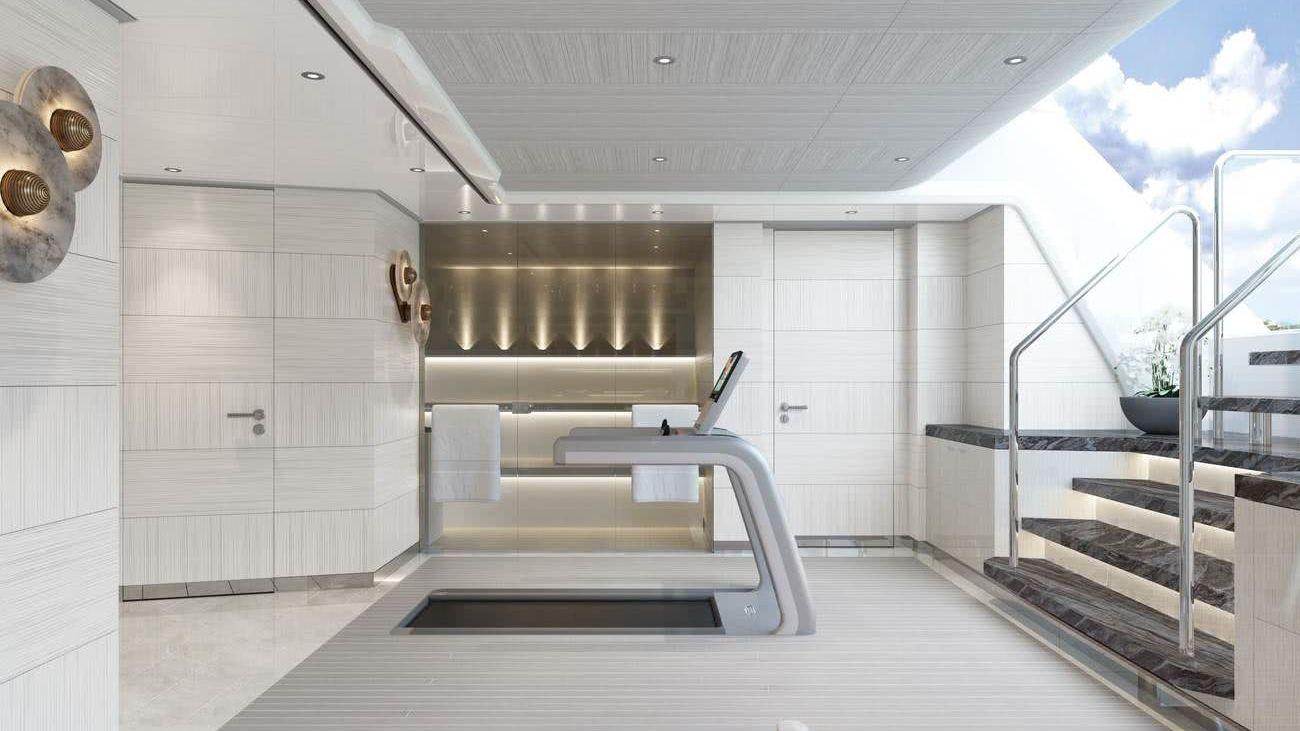 Amels 60 Interior
