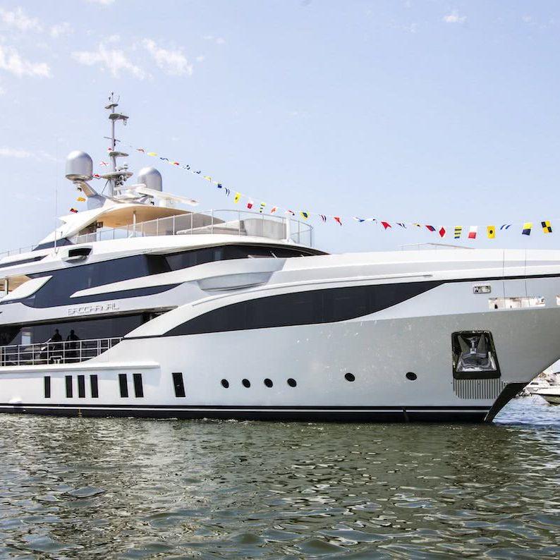BACCHANAL Yacht Benetti FB703