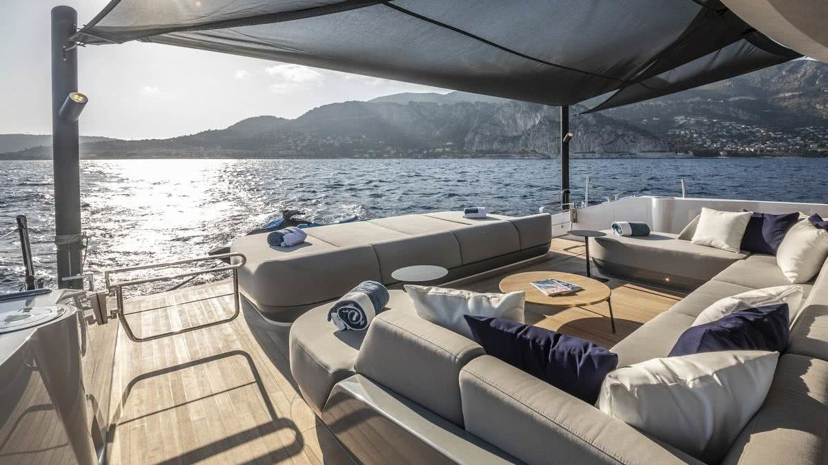Extra 86 Fast MINI K Yacht