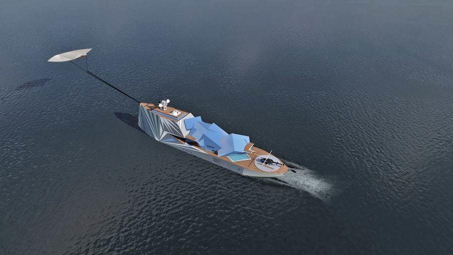 Fata Morgana George Lucian Yacht Design