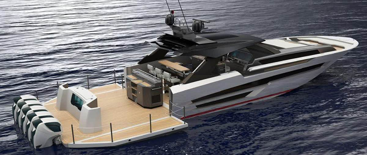 G64 Yacht SFG Yacht Design