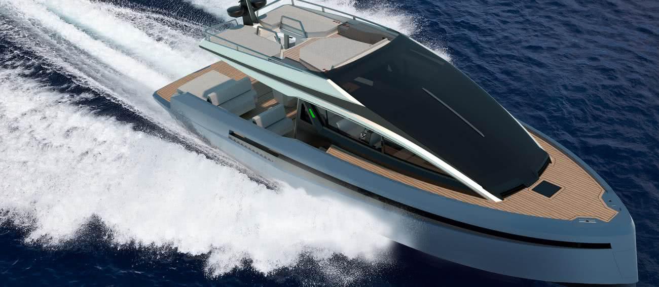Phoenix Open Fly Yacht Cristiano Lombardo