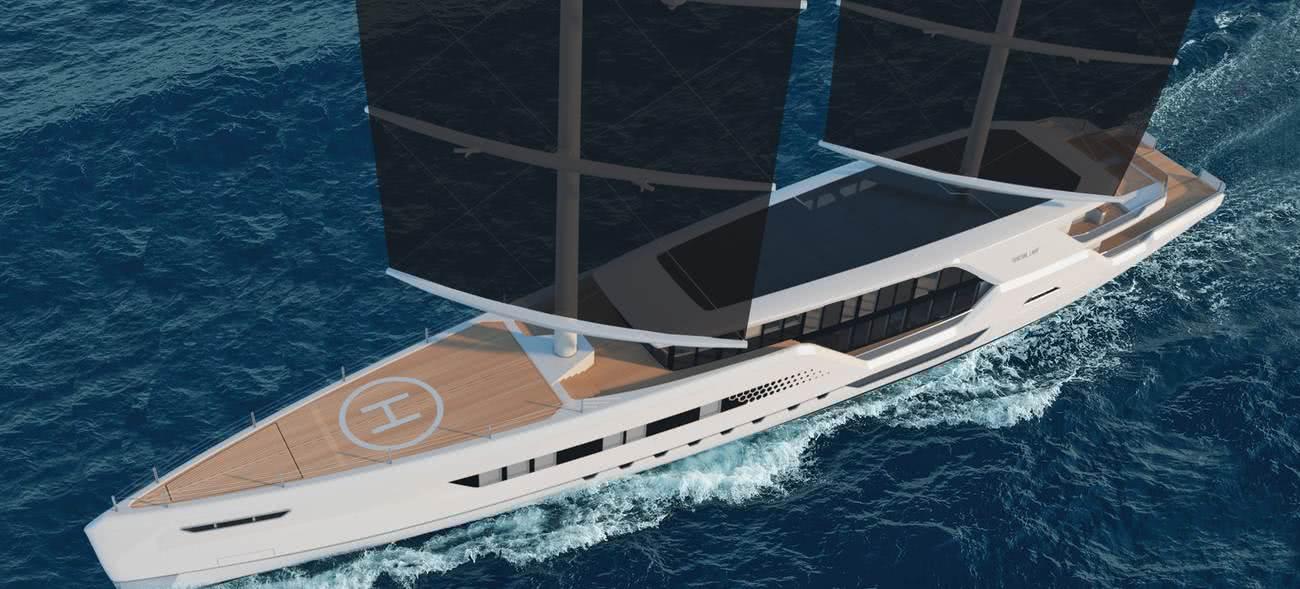 Snowflake Yacht Emre Citir