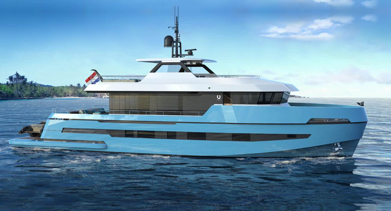 Adenture 29 Lynx Yachts