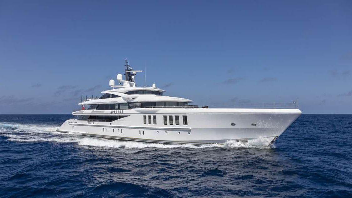 Specture Yacht Benetti