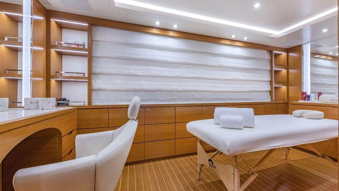 Specture Yacht Spa Interior