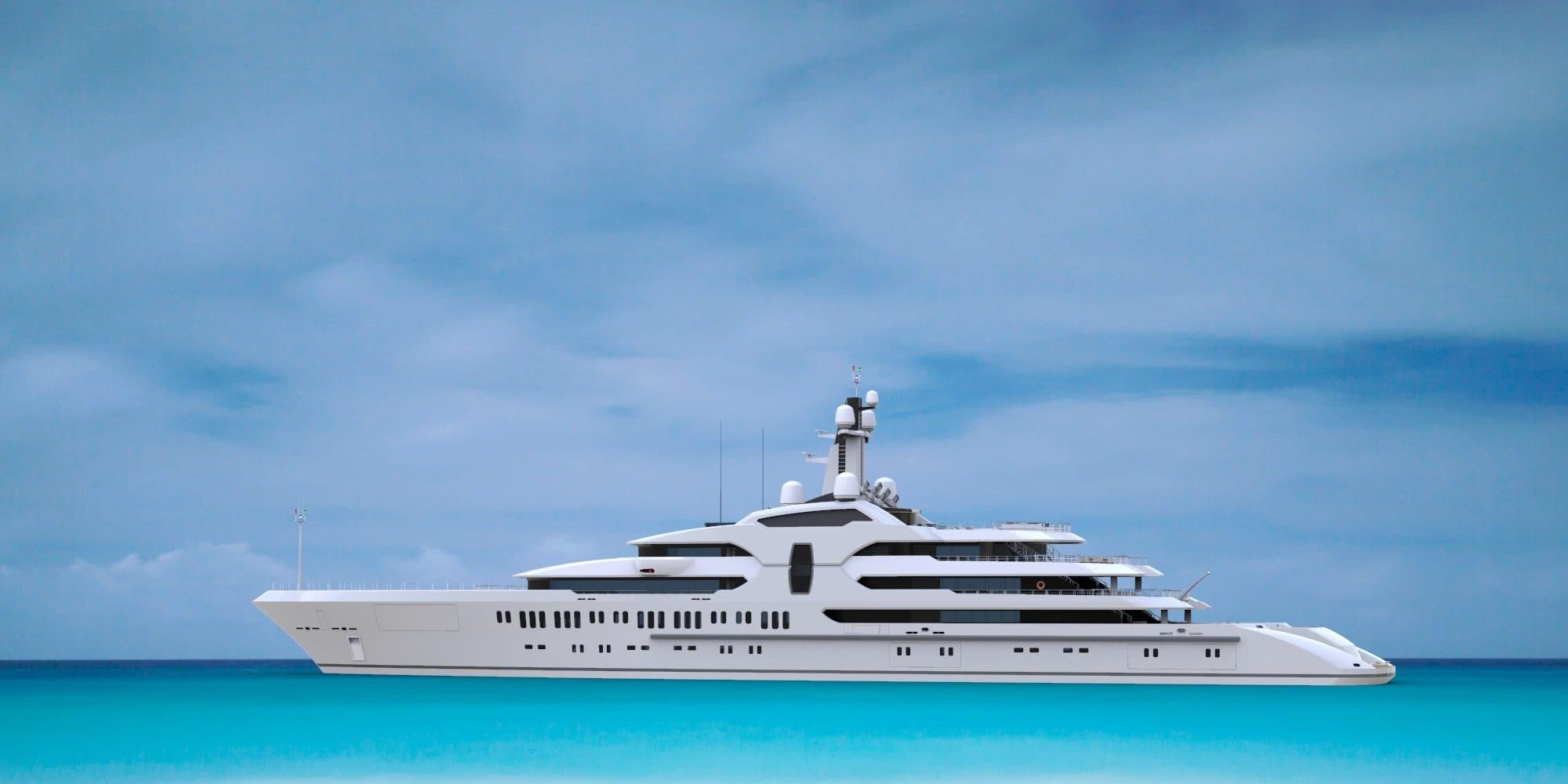 120m-Superyacht