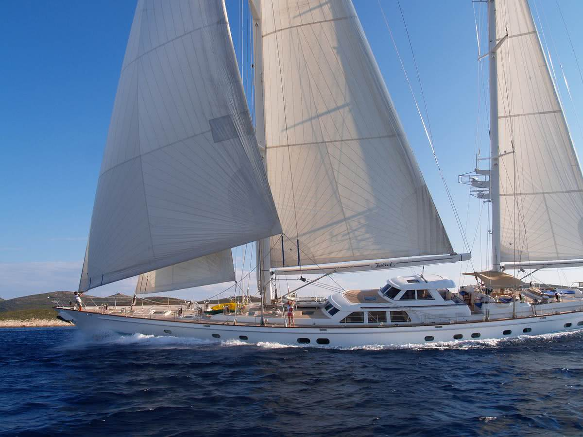 Juliet Yacht Royal Huisman