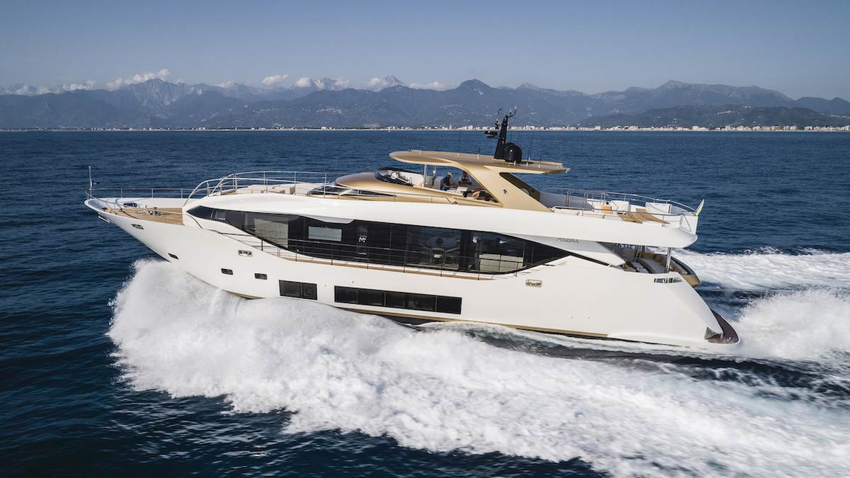 Taboo of the Seas Maiora 30 Yacht