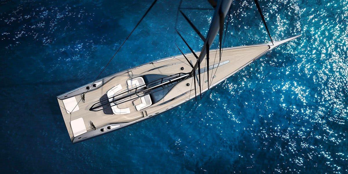 Wally 101 Sailing Yacht
