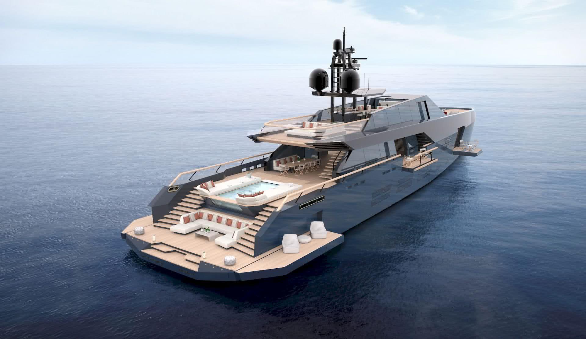 Wally Power 165 Motor Yacht