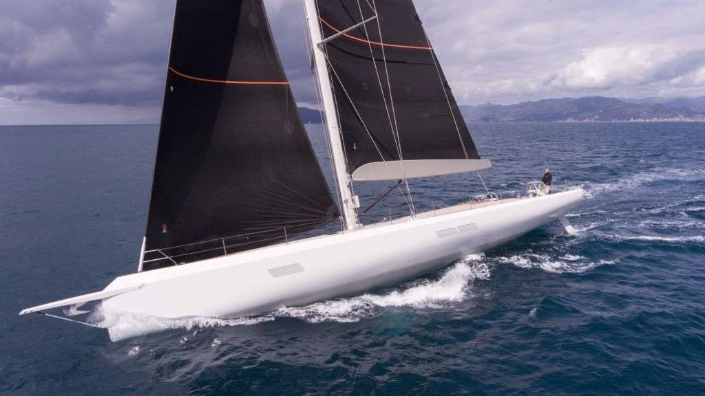 Karma Sailing Yacht