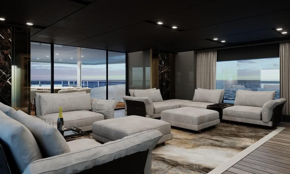Baglietto 10233 T-Line Interior