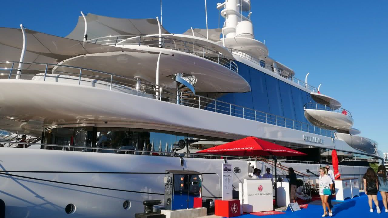 Excellence Yacht Monaco Yacht Show