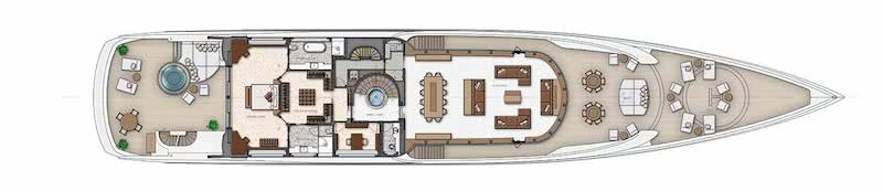 Metis Benetti Yachts