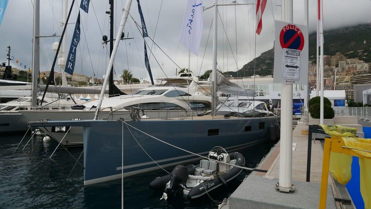 Monaco Yacht Show 2019 Liara Baltic Yachts