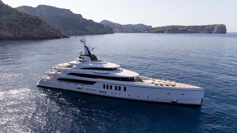 Metis Yacht Benetti Giorgio M. Cassetta Design