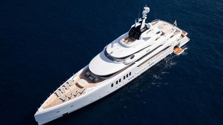 Metis Yacht Benetti