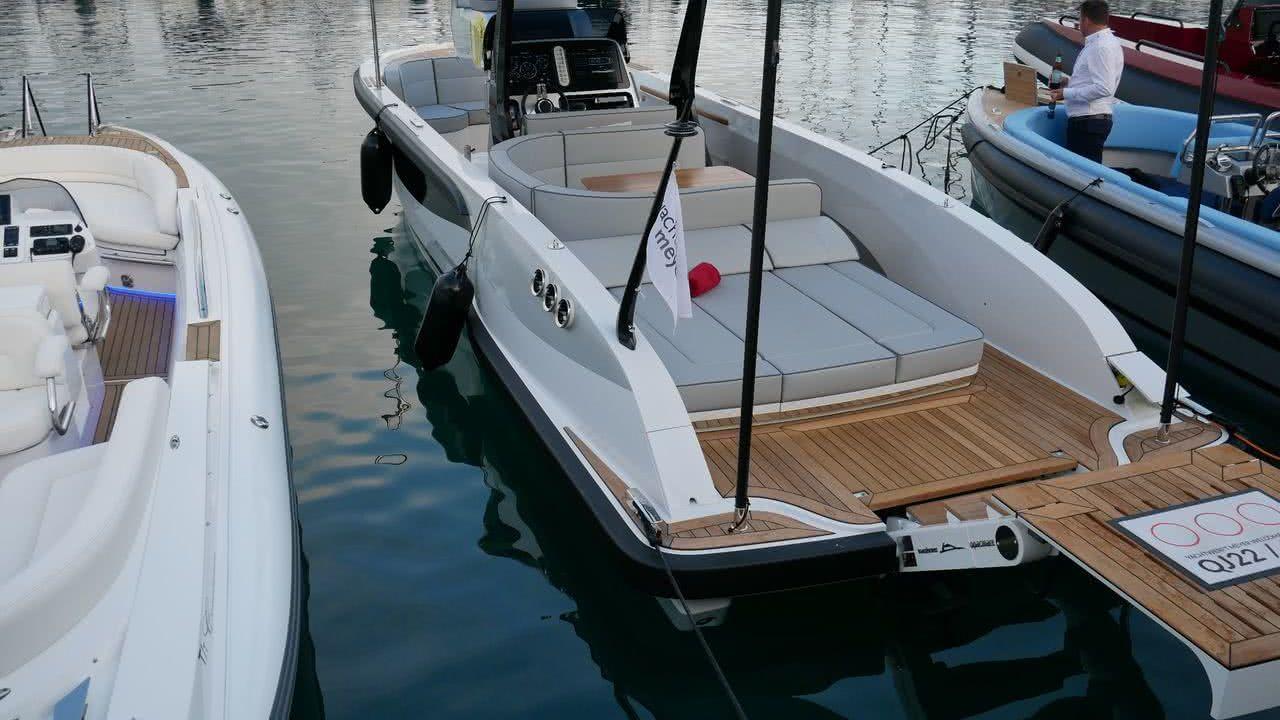 Yachtwerft Meyer Superyacht Tender