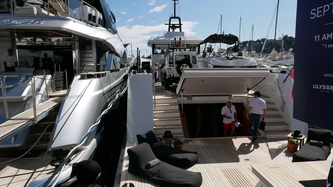 Monaco Yacht Show 2019 Lynx YXT 24