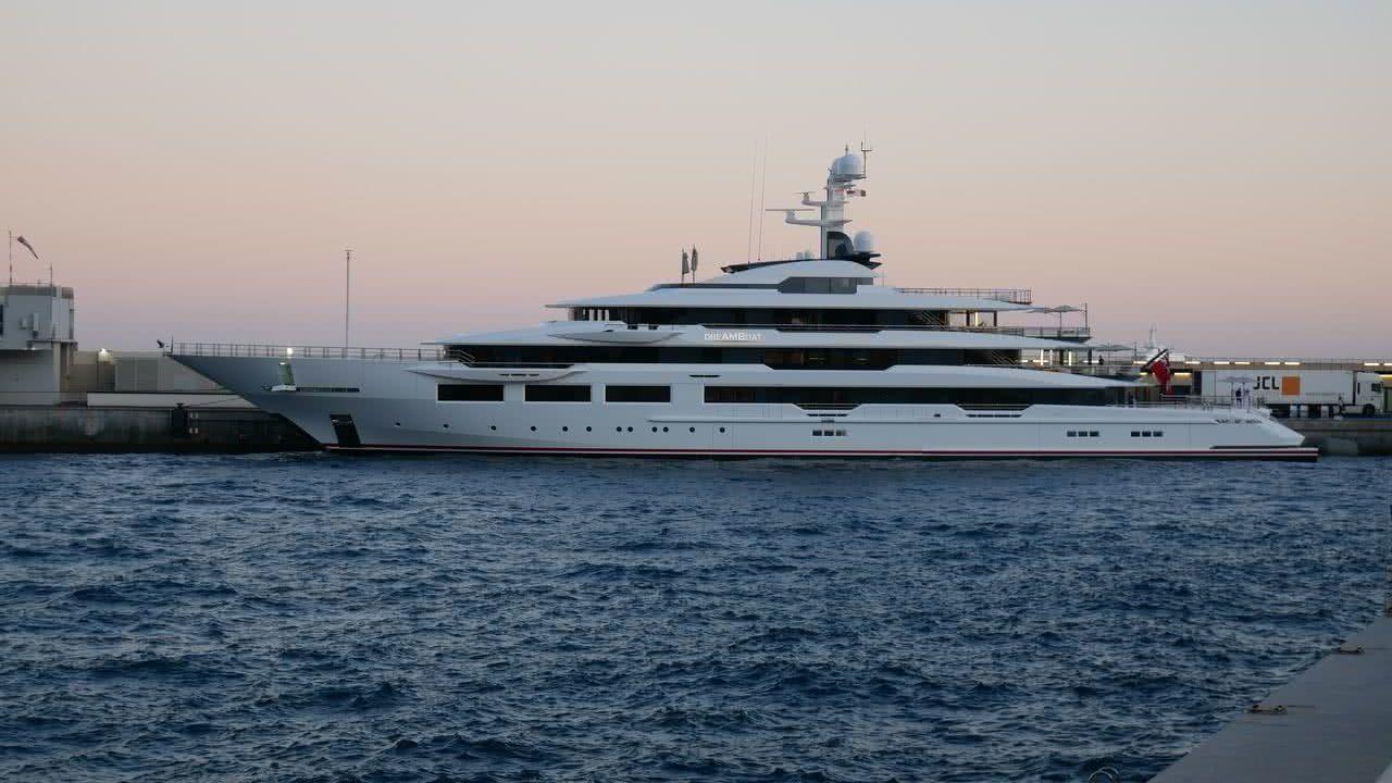 Amadea Yacht Monaco Yacht Show