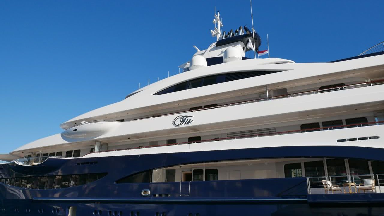 TIS Yacht Monaco Yacht Show