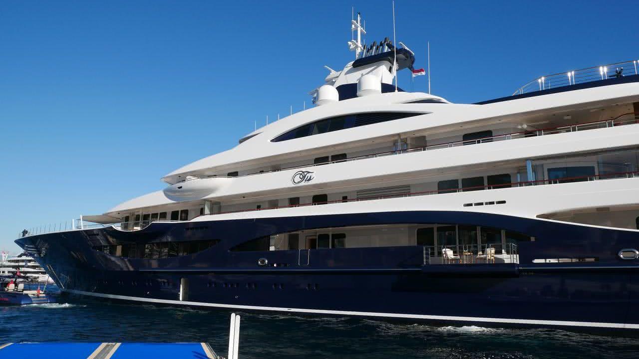 Yacht TIS Lurssen MYS 2019