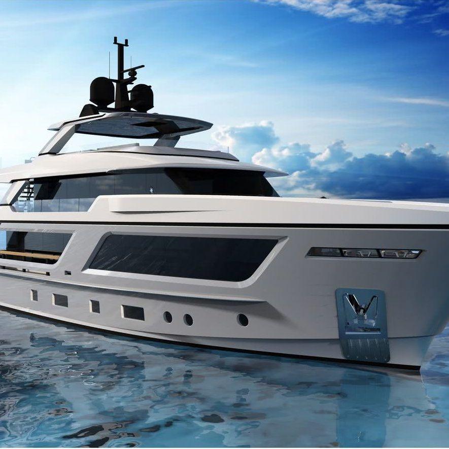 MG115 Explorer Yacht