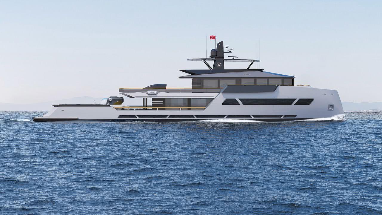 165 Viatorem Explorer Yacht U4 Marine