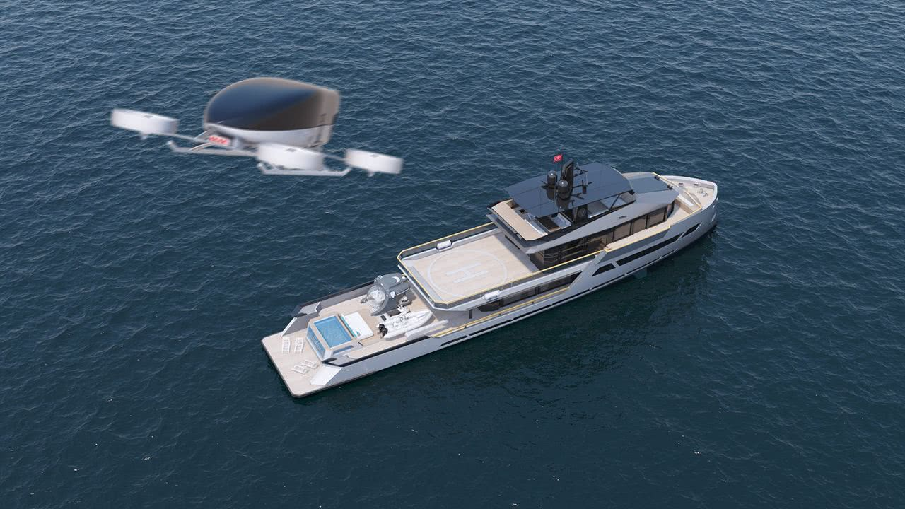 165 Viatorem Explorer Yacht