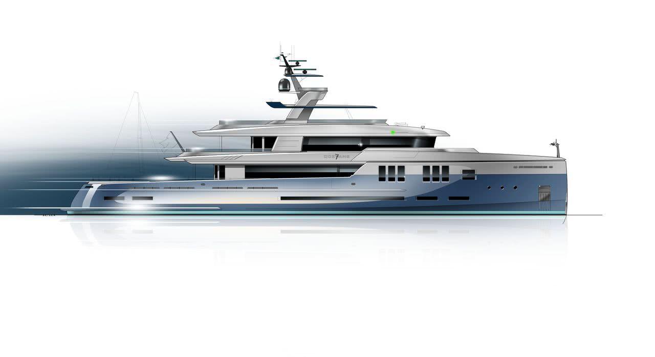 7 Oceans Explorer Yacht