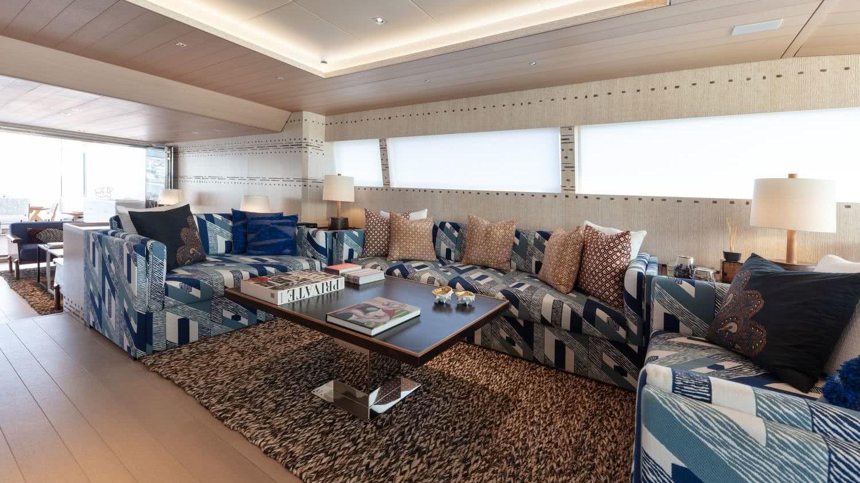 A2 Motor Yacht Interior