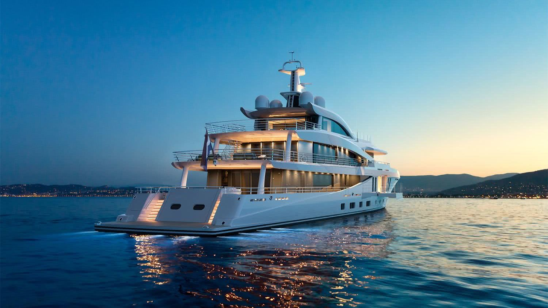 Amels 200 Motor Yacht