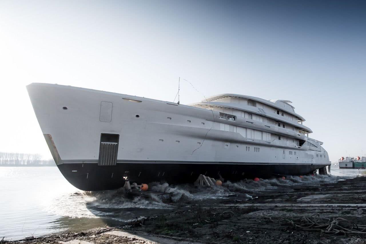 Amels 78m Full Custom Yacht