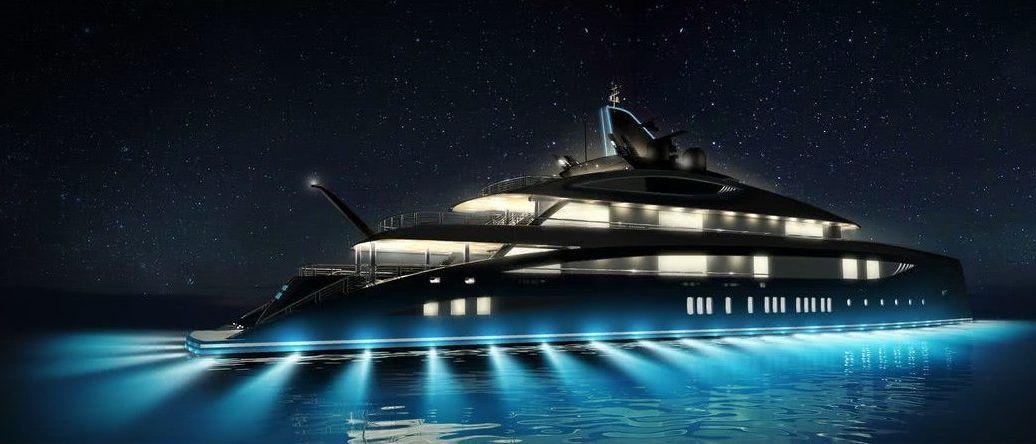 Black Shark Yacht
