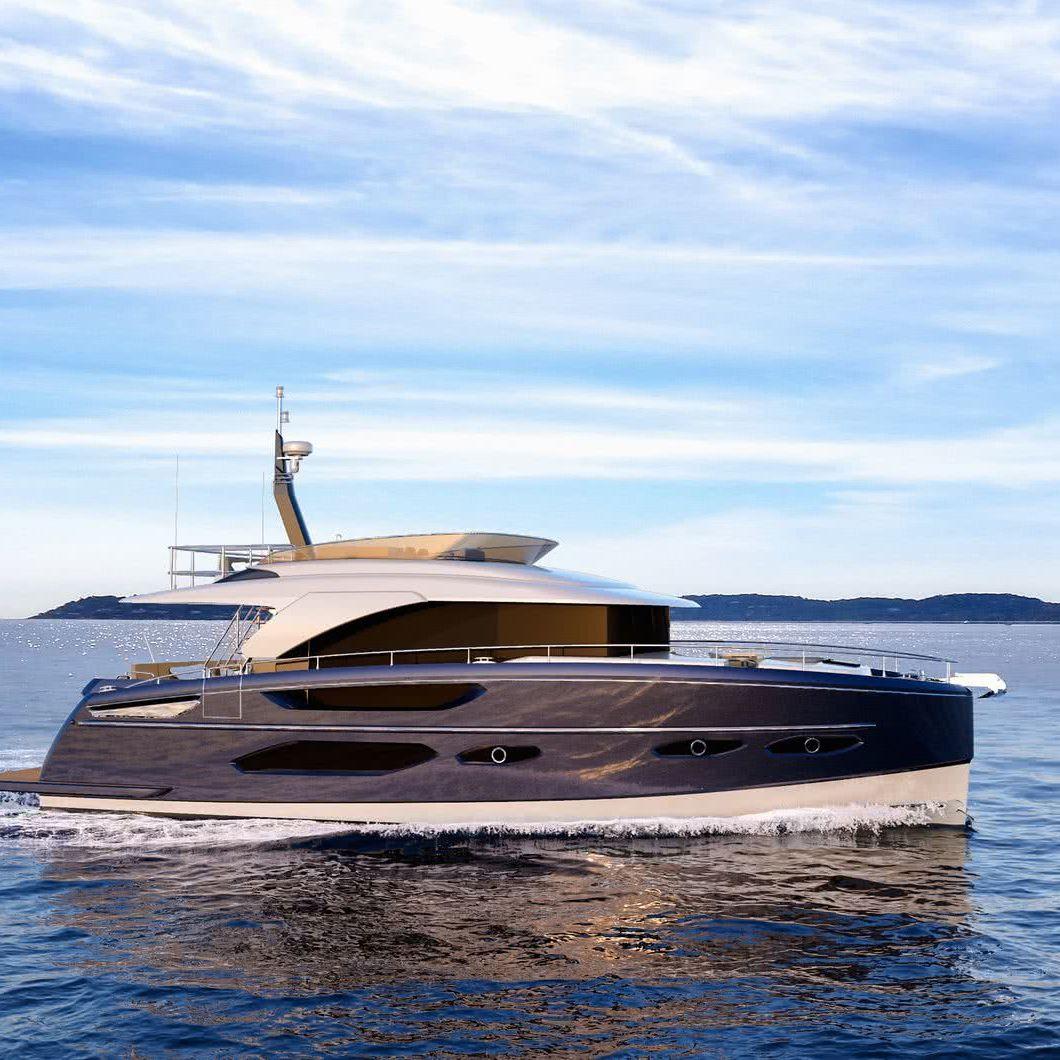 Jetten Beach 55 Motor Yacht