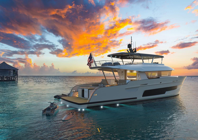 Leven 90 Motor Yacht