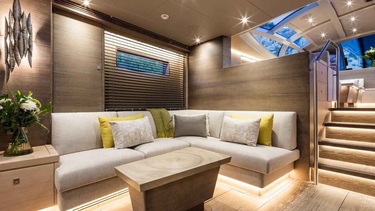 Liara Yacht Interior