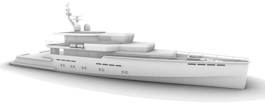 MMX45 Explorer Yacht